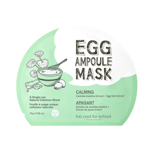 Egg Ampoule Mask (Cica)